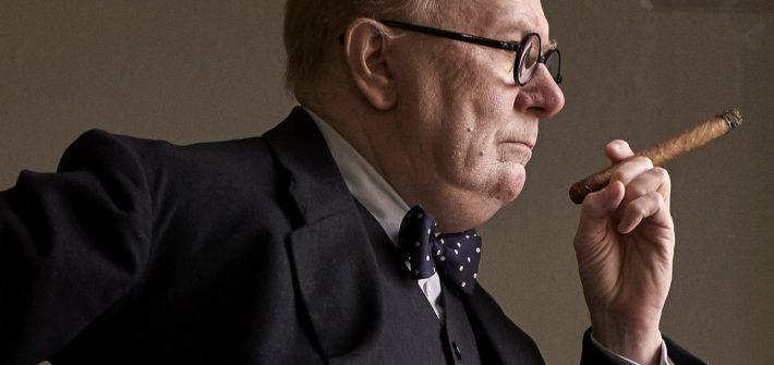 Churchill in his Darkest Hour