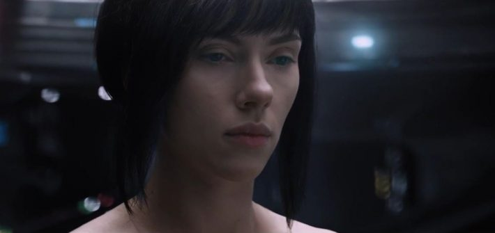 Making Ghost in the Shell
