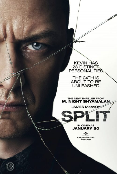 Split UK poster