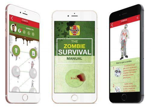 Zombie Survival App