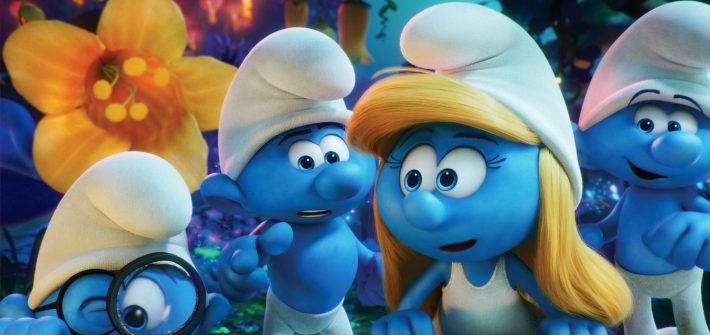 Smurfs have a new trailer
