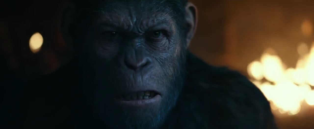 Caesar is back in the War for the Planet of the Apes
