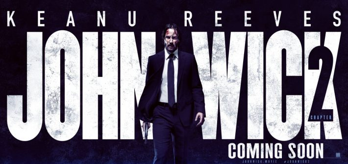 John Wick is back with a new trailer