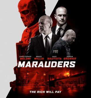 Bruce Willis is back in Marauders