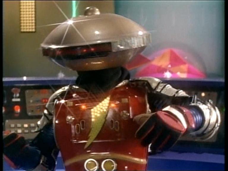 TV Series robot