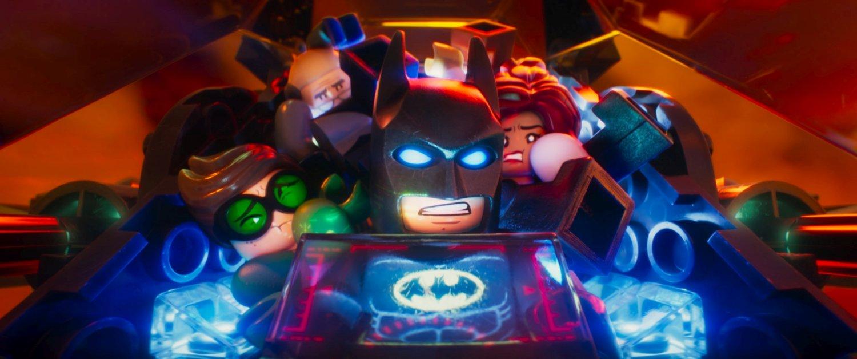 Batman – Behind the Bricks