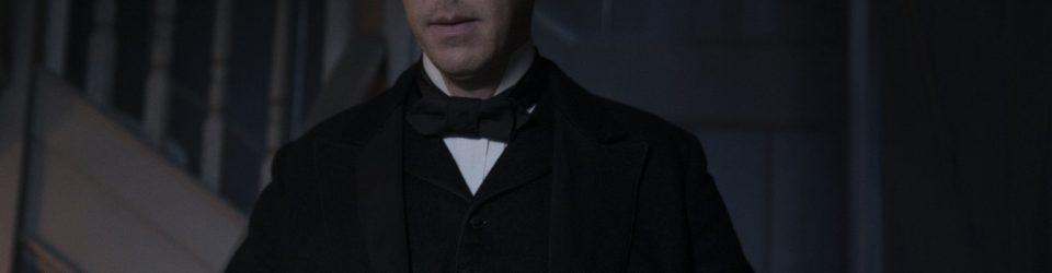 Benedict Cumberbatch is Edison