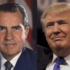 Nixon - Trump