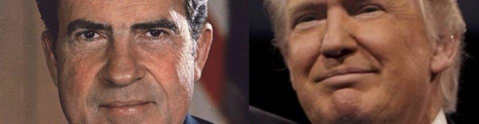Trump & Nixon