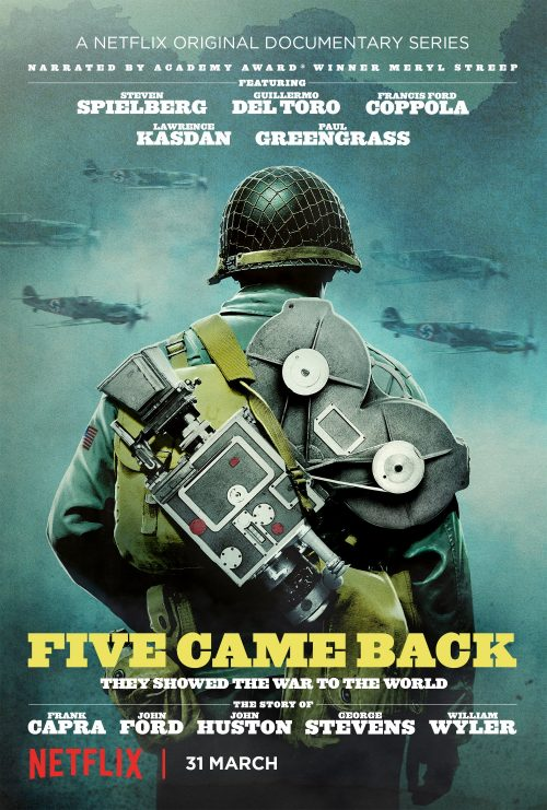 Five Came Back - How World War 2 changed Hollywood
