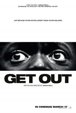 Get out Eyes poster