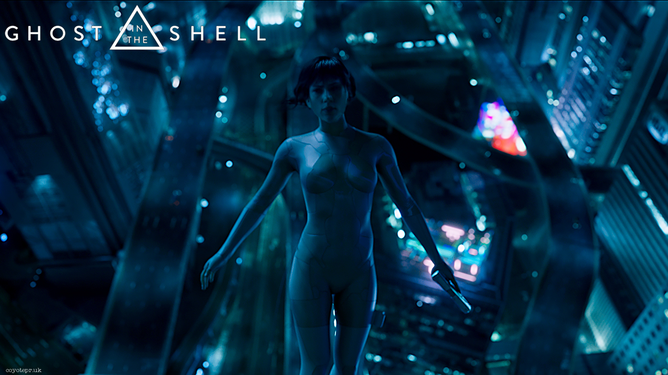 Ghost In The Shell Film Wallpaper 6 Confusions And Connections