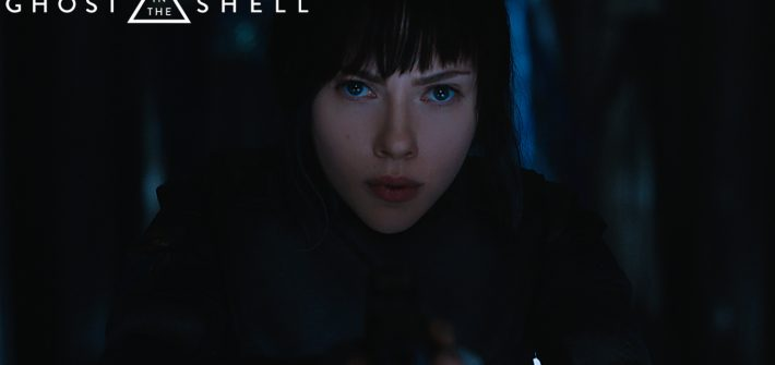 Ghost in the Shell on your desktop