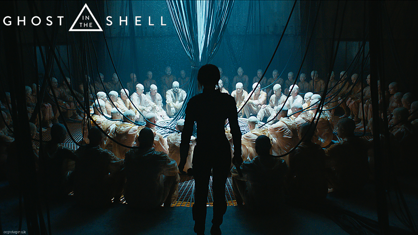 Ghost In The Shell Film Wallpaper 9 Confusions And Connections