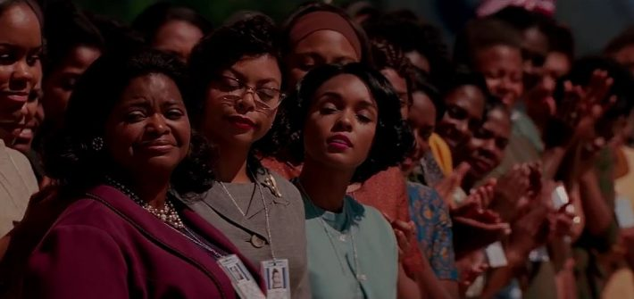 Hidden Figures – Be the boss!