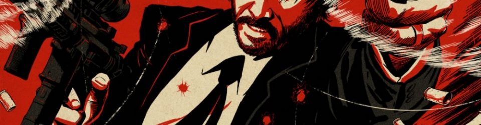 John Wick: Chapter Two – Illustrated Posters