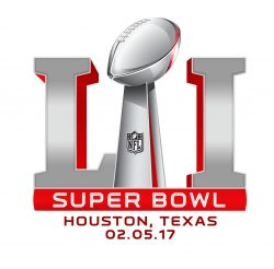 Superbowl LI logo