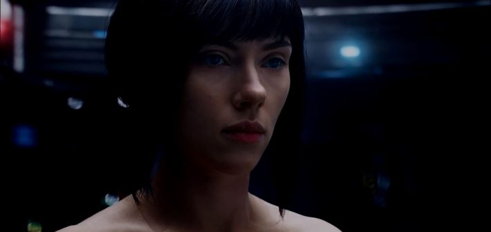 Ghost in the Shell's final trailer