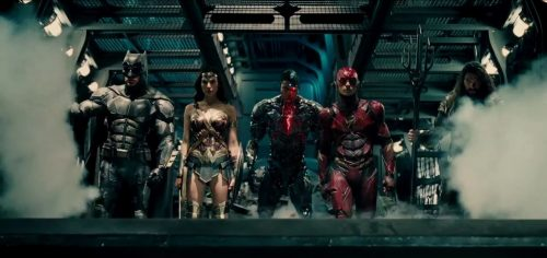 Justice League - Official Trailer 1