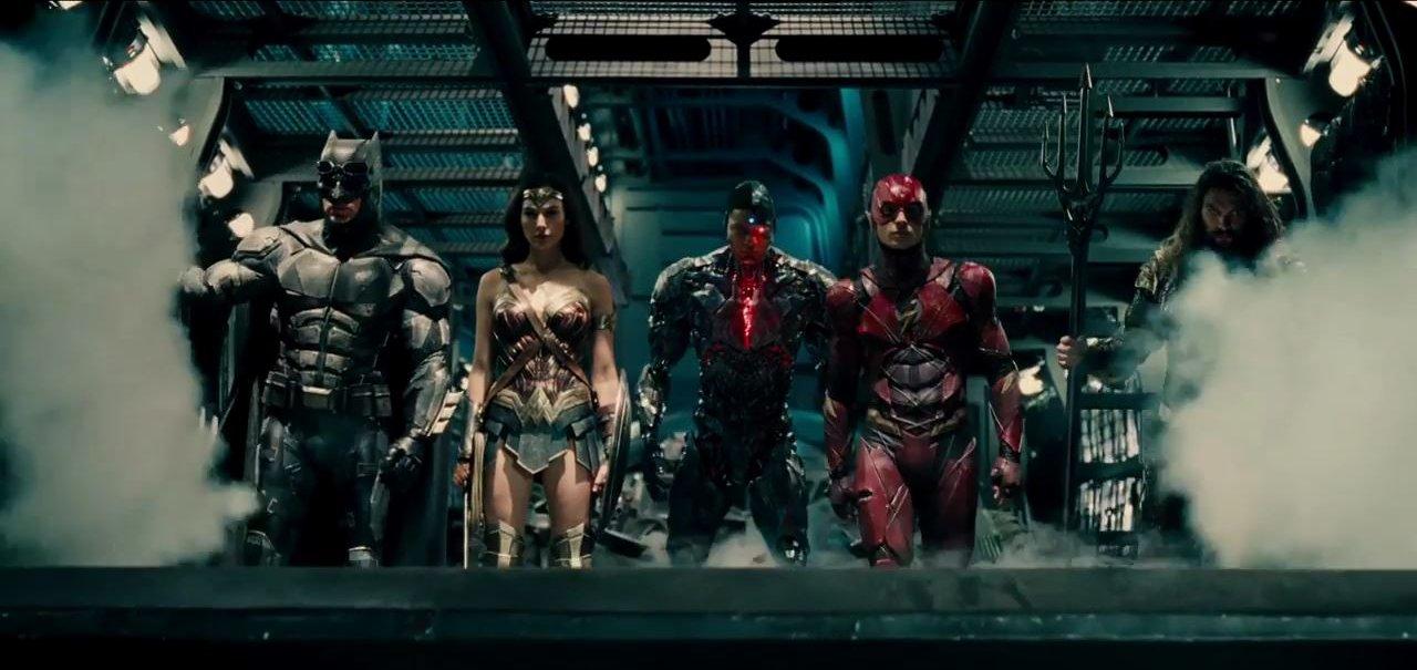 Justice League – Official Trailer 1