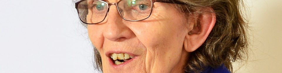Margaret Sale recognised by Prime Minister's Point of Light Award