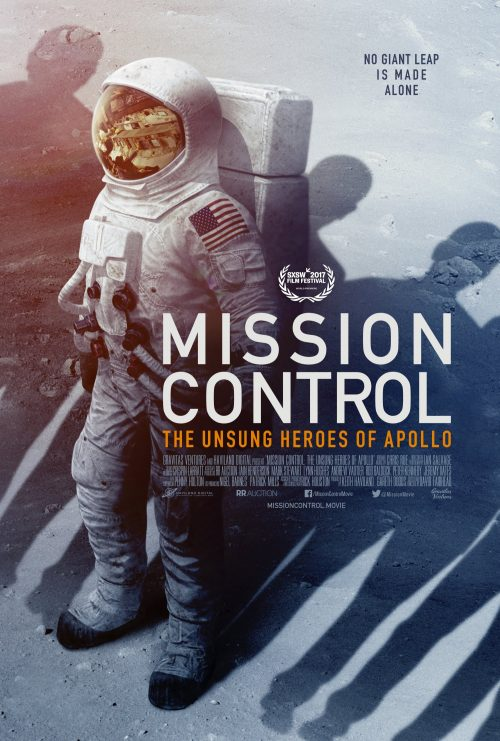 Mission Control poster