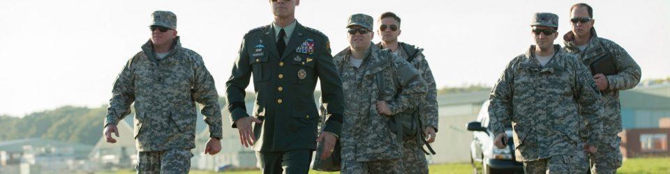 Brad Pitt goes to War