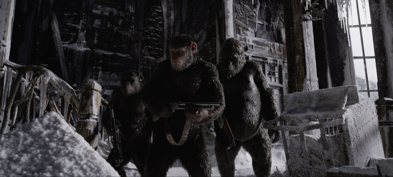 War for the Planet of the Apes image 1
