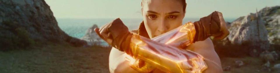 Wonder Woman & her origin trailer