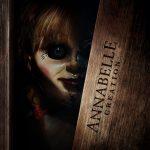 Annabelle Creation Cinema con poster
