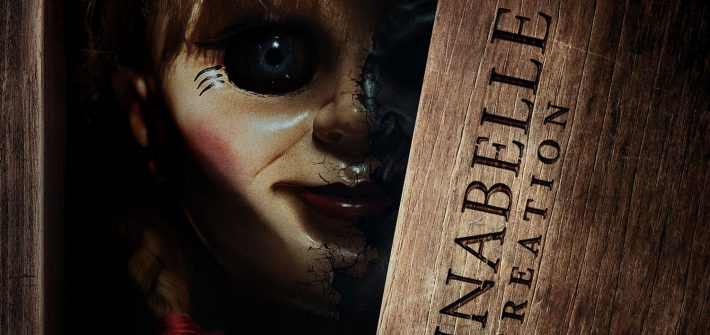 The making of Annabelle