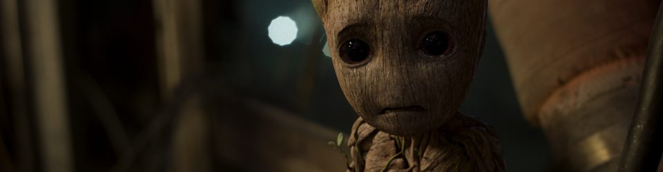 Put Groot on your wall