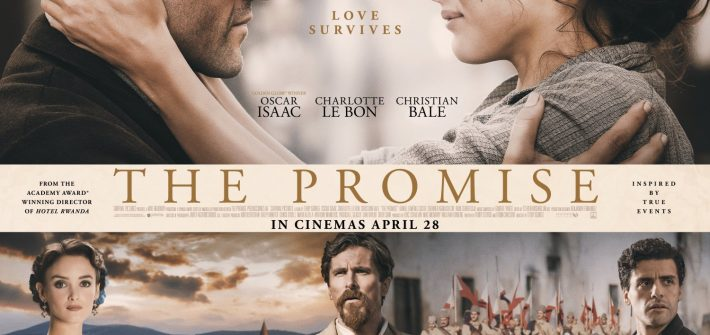 The Promise quad poster
