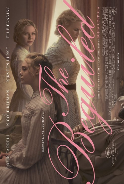 The Beguiled One Sheet