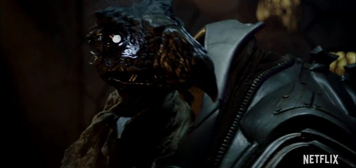 The Dark Crystal is coming back