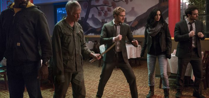 Marvel's The Defenders are on their way