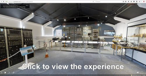 Virtual Tour Move In Direction Not Still