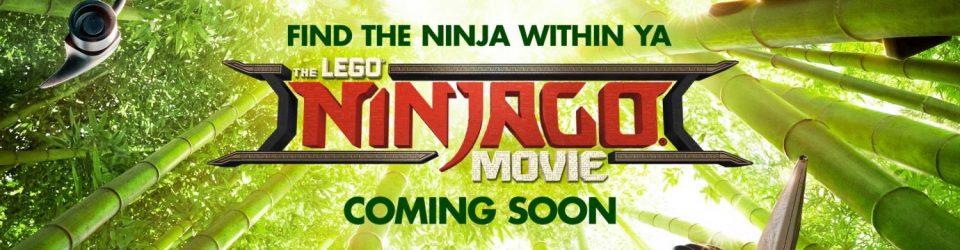 Lego Ninjago has a new poster