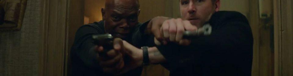 The Hitman's Bodyguard has a trailer
