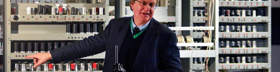 Andrew Herbert Becomes TNMOC Chairman