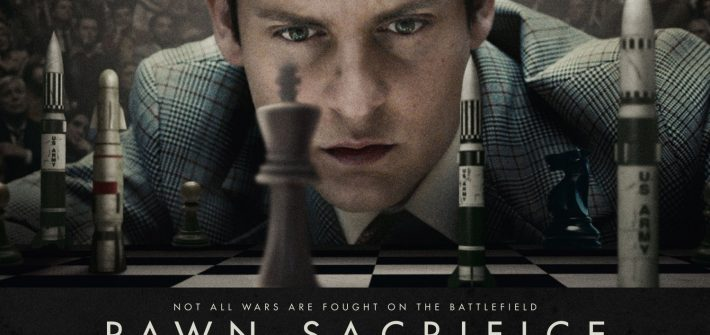 Pawn Sacrifice by Bobby Fisher
