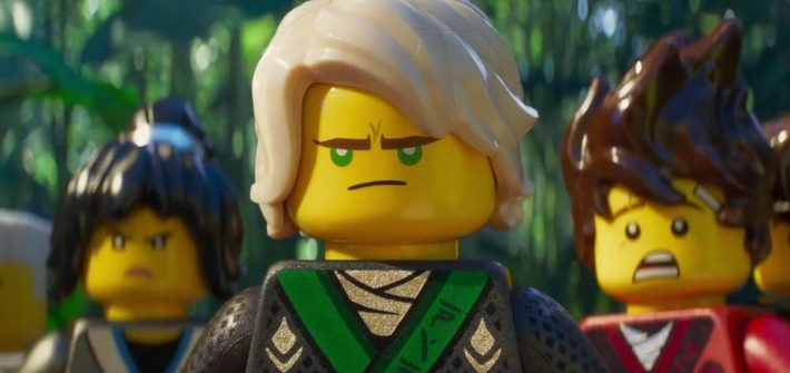 The LEGO Ninjago Movie's new trailer & poster