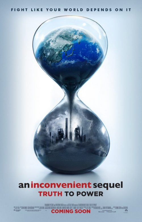 An Inconvenient Sequel Truth To Power poster