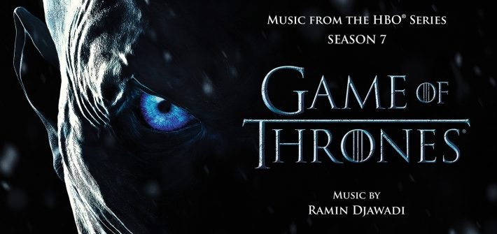 Game of Thrones Season 7 Soundtrack available now