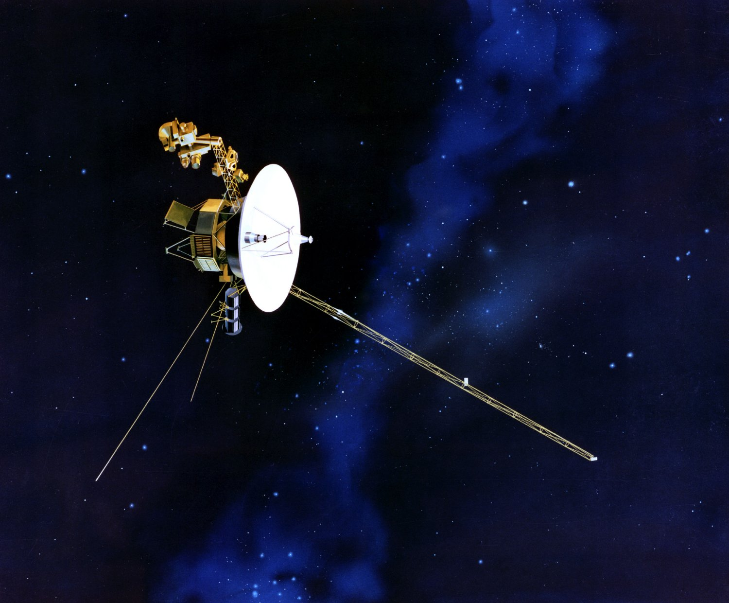 space probe voyager - HD 1500×1240