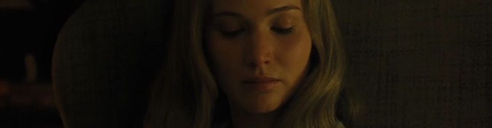 Jennifer Lawrence is terrified in Mother!