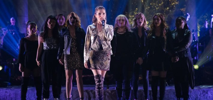 The Barden Bellas are back in Pitch Perfect 3