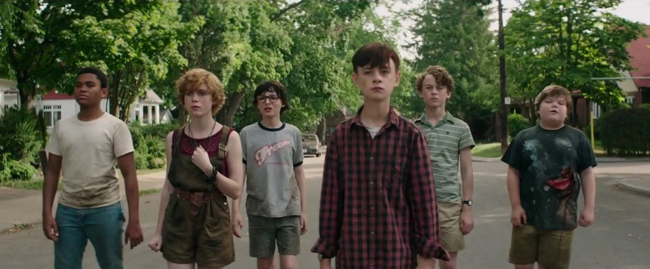 IT – Welcome to the Losers' Club