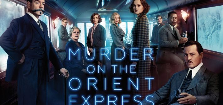 Another Orient Express poster