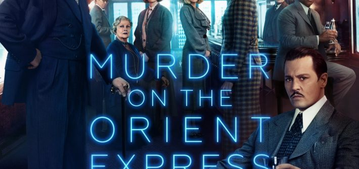 The Orient Express has a new poster